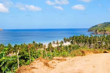 Pogled na Verde Beach