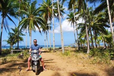 Otok Palawan: El Nido Filipini