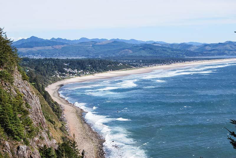Razgledna točka zahodna obala ZDA
