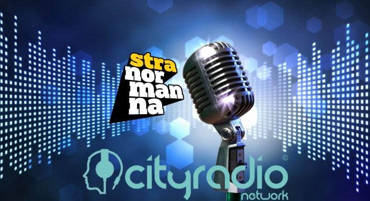 City Radio Network radio ufficiale della Stranormanna