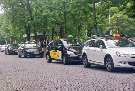 taxi, strasbourg