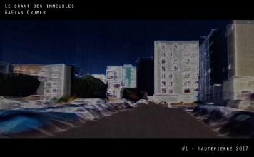 Le chant des immeubles