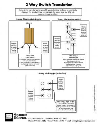 3way switch wiring  fender stratocaster guitar forum