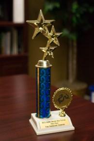 healthier tennessee workplace award winner
