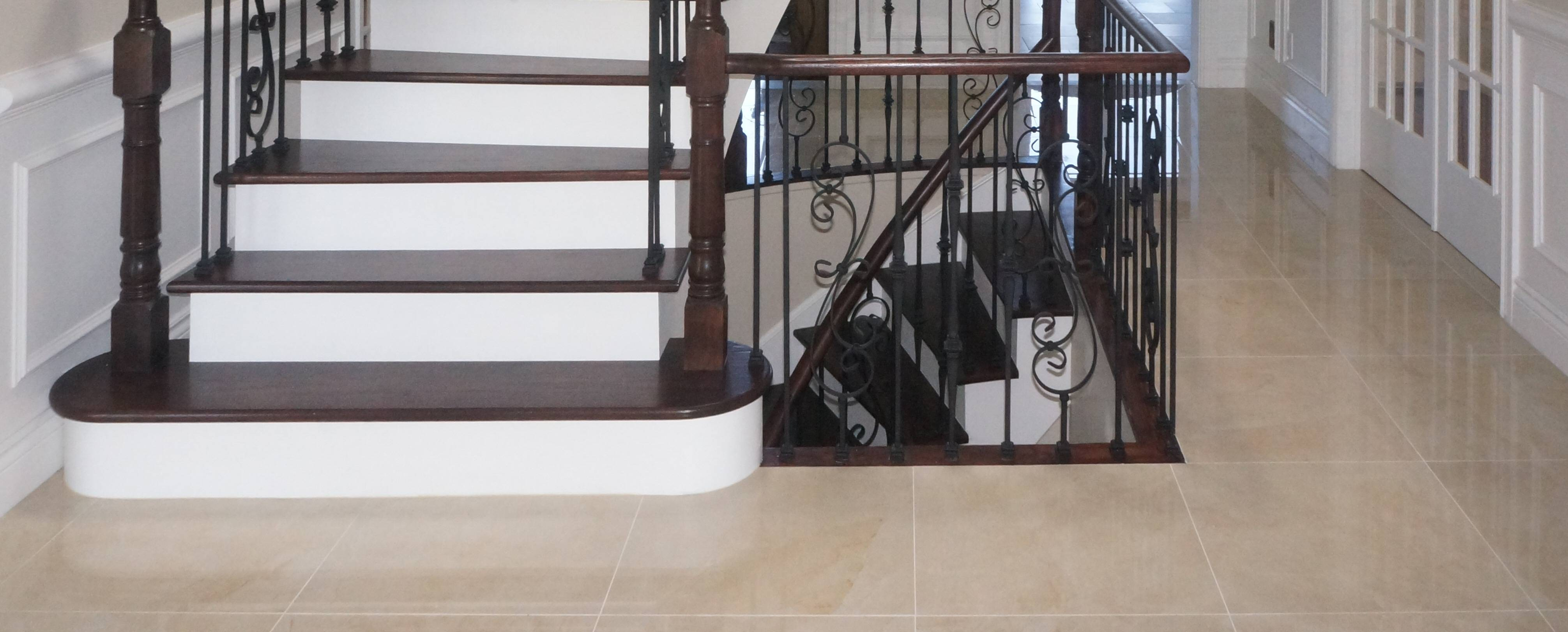 Stairs and railing, Toronto, Vaughan, GTA, Richmond Hill, Aurora, Newmarket
