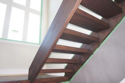 Stair, Stairs, Railing, Design, Installation, Install, Refinish, Cap,