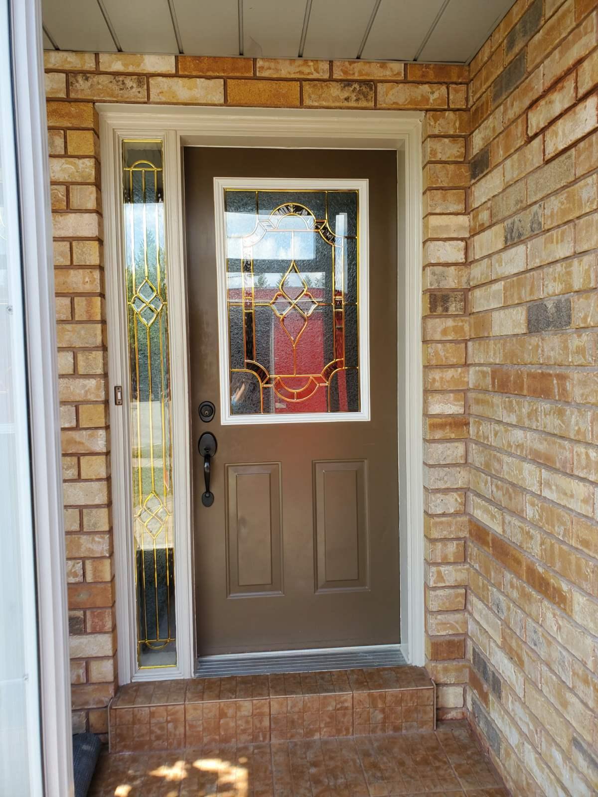 Fiberglass and Steel Door Installation and Replacement, PVC and Vinyl Windows, Woodbridge, Maple, Vaughan, King, Aurora, Nemwarket, Caledon, Nobleton, Kleinburg, Scarborough