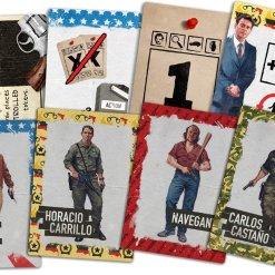 Narcos - carte del gioco