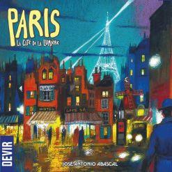 Paris - boardgame