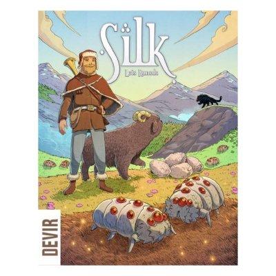 Silk - gioco da tavolo