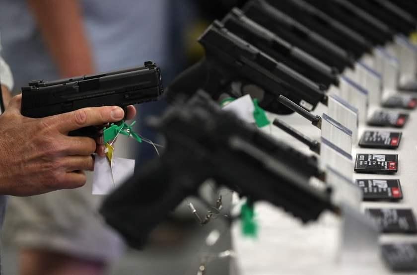 Hand guns for sale