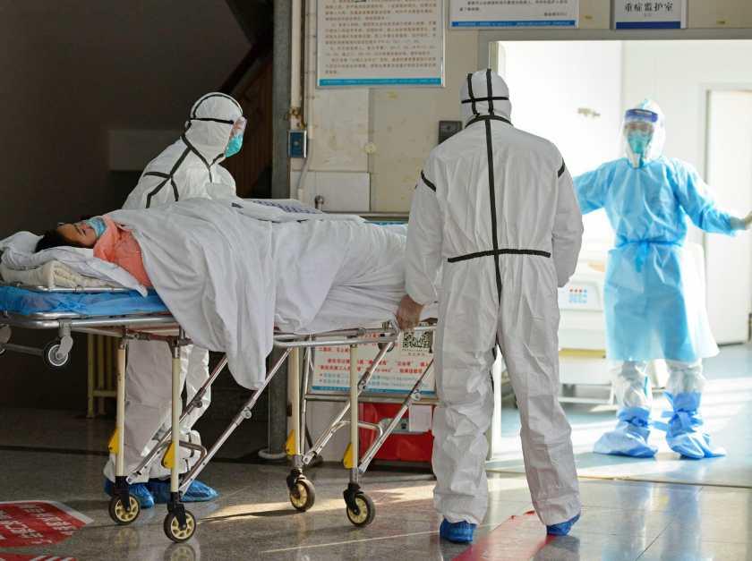 Covid-19/coronavirus, China (New York Times)