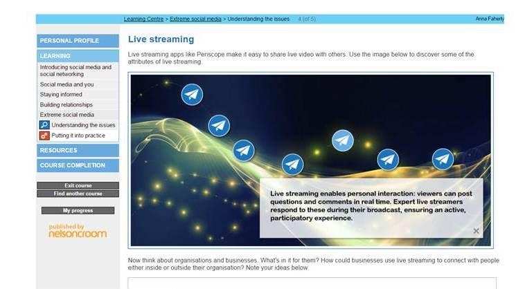 Social Media for Professionals screenshot6