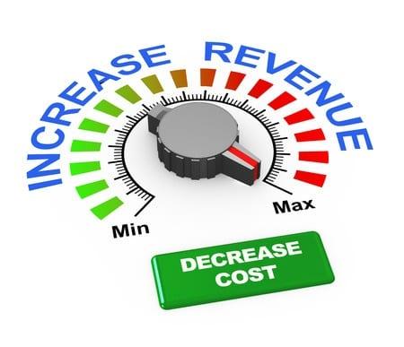 increase-revenue-decrease-cost