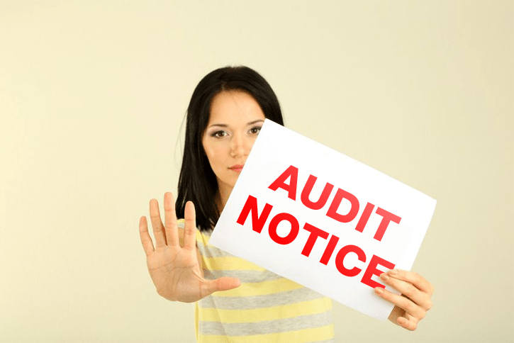 stop audit-notice