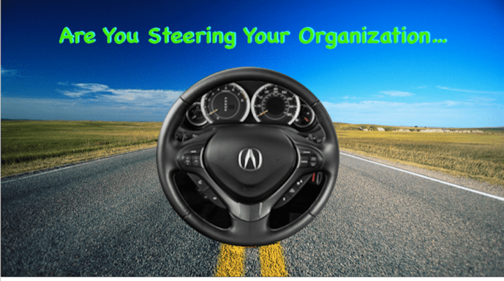 Acura Steering Wheel - Are You Steering