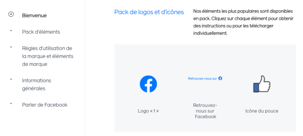 logo Facebook télécharger