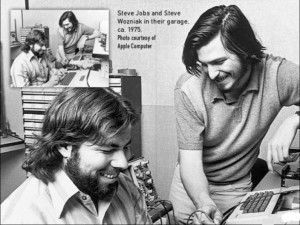 Jobs i Wozniak 1977. (Apple / BI)