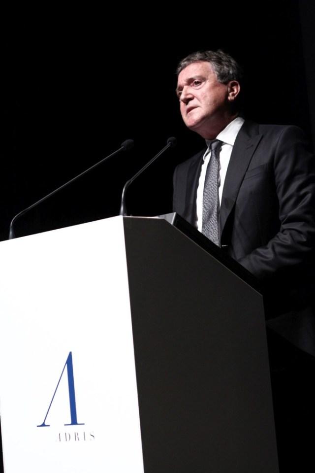 Predsjednik Uprave Adris grupe Ante Vlahović