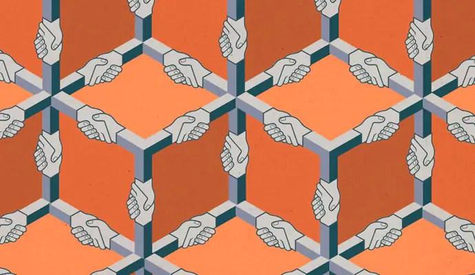 global blockchain market research