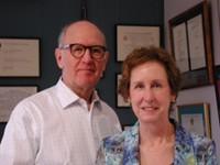 Harry Hutson and Martha Johnson