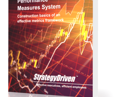 StrategyDriven Organizational Performance Measures eBook
