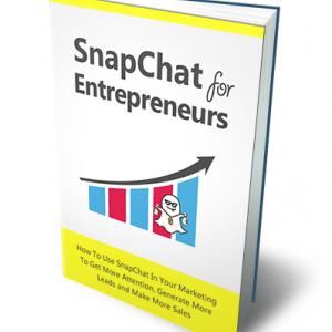 image for SnapChat for Entrepreneurs