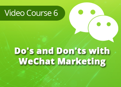 WeChat Marketing Secrets Video Training Module 6