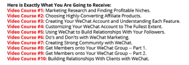 WeChat Marketing Secrets image