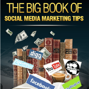 """Image for """"The Big Book of Social Media Marketing"""""""