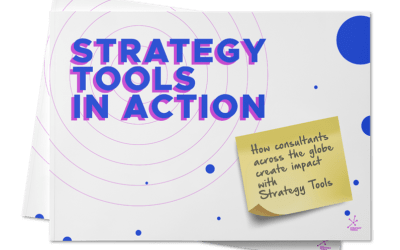 New Report – Strategy Tools in Action