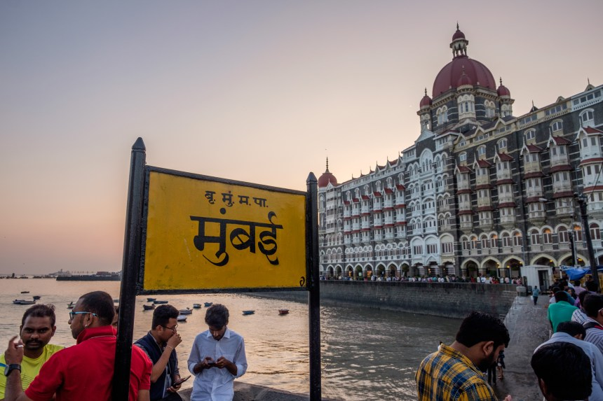 The history of the Parsis in India is inextricably linked to Mumbai and one of the enduring symbols of the city is the iconic Taj Mahal hotel, built by the Parsi businessman and philanthropist Jamsetji Tata.