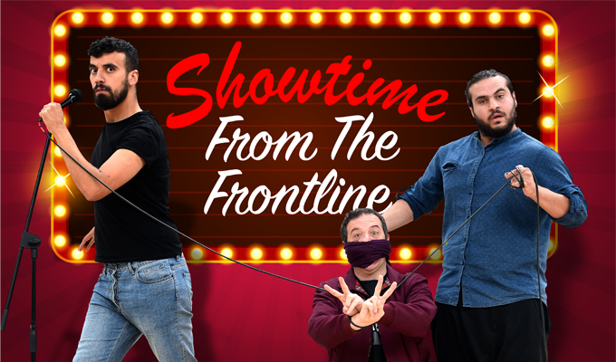 Image result for showtime from the frontline