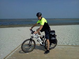 Bike Team Member at short beach