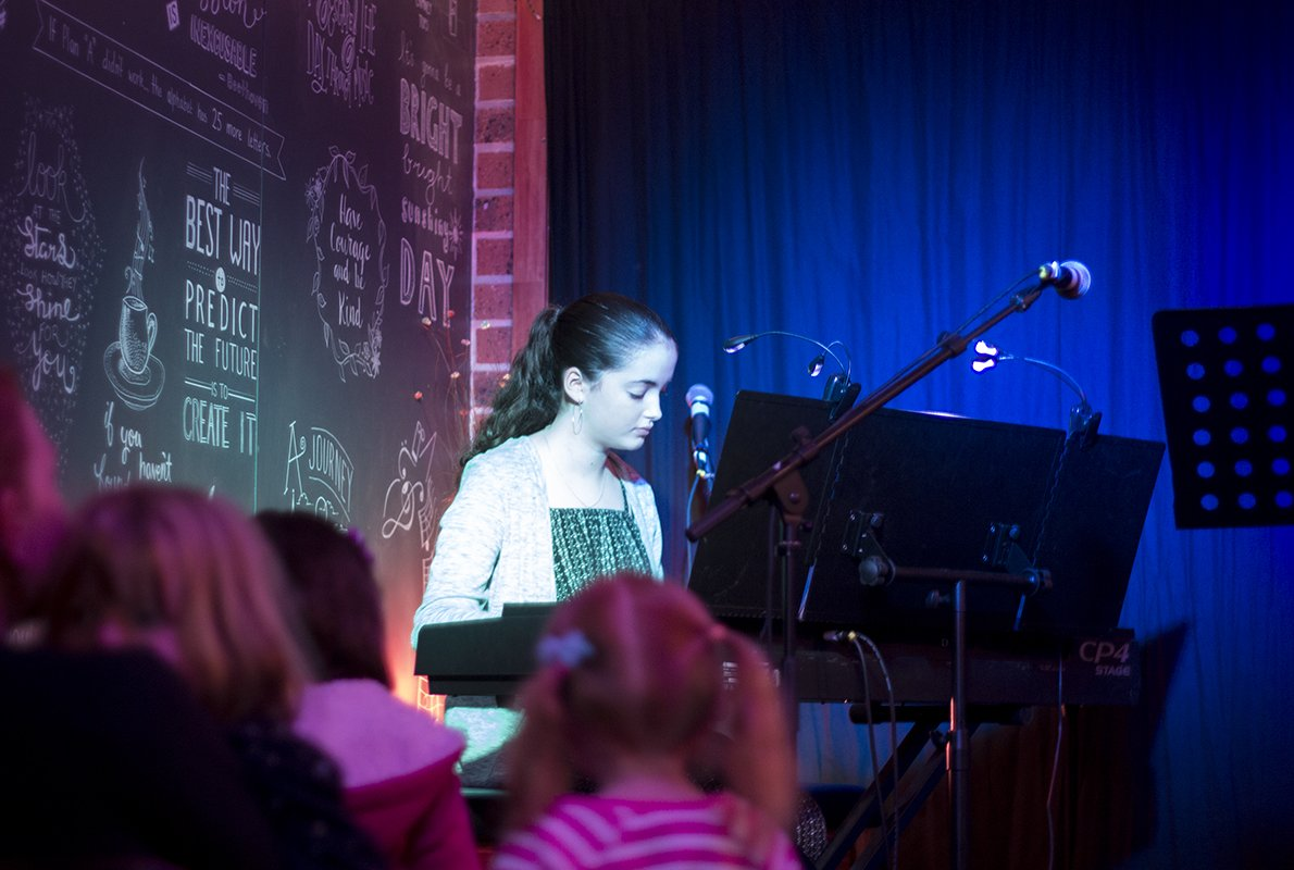 concert stratford music open day august 2018 piano lessons central coast