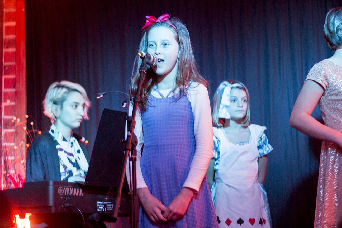 concert stratford music open day august 2018 singing lessons central coast
