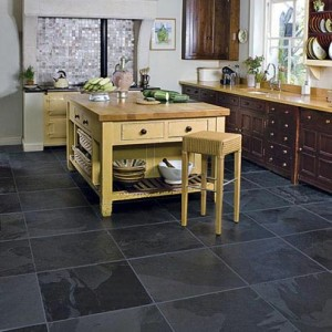 Brazilian-Black-Slate-Floor