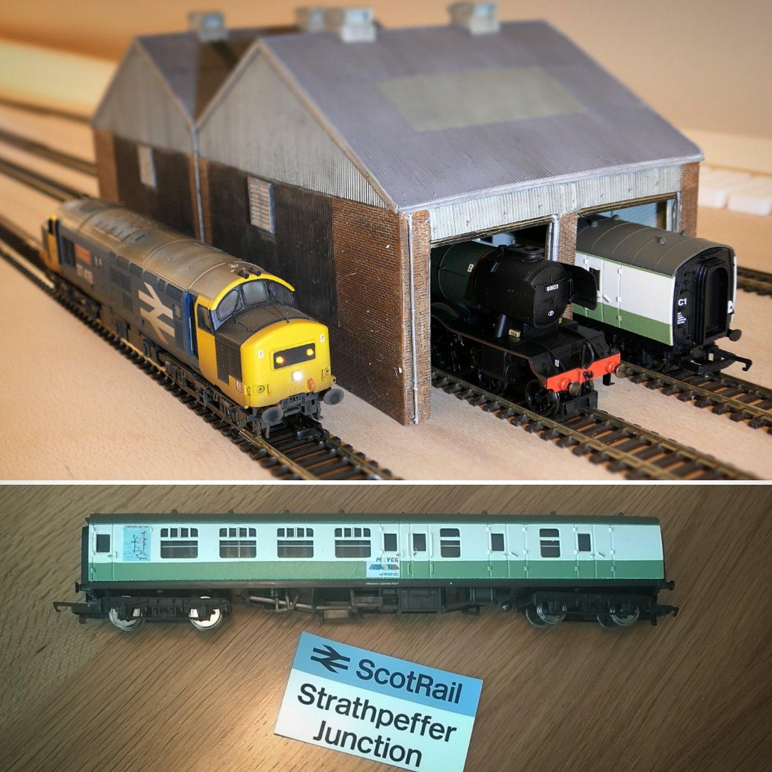 Model Railway Youtube Community Group Archives - Strathpeffer Junction