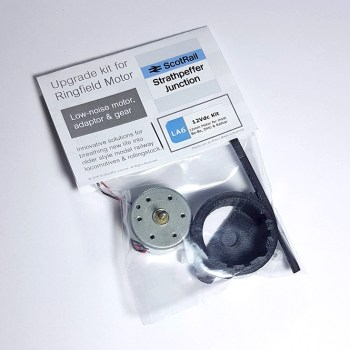 Replacement 12V CD Motor in Bag with Label