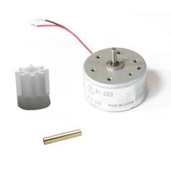 Basic Replacement Motor & Gear Kits for Hornby Lima Ringfield