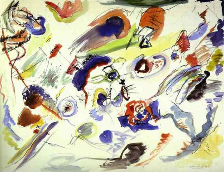 Kandinsky_First_Abstract_Watercolour_1910