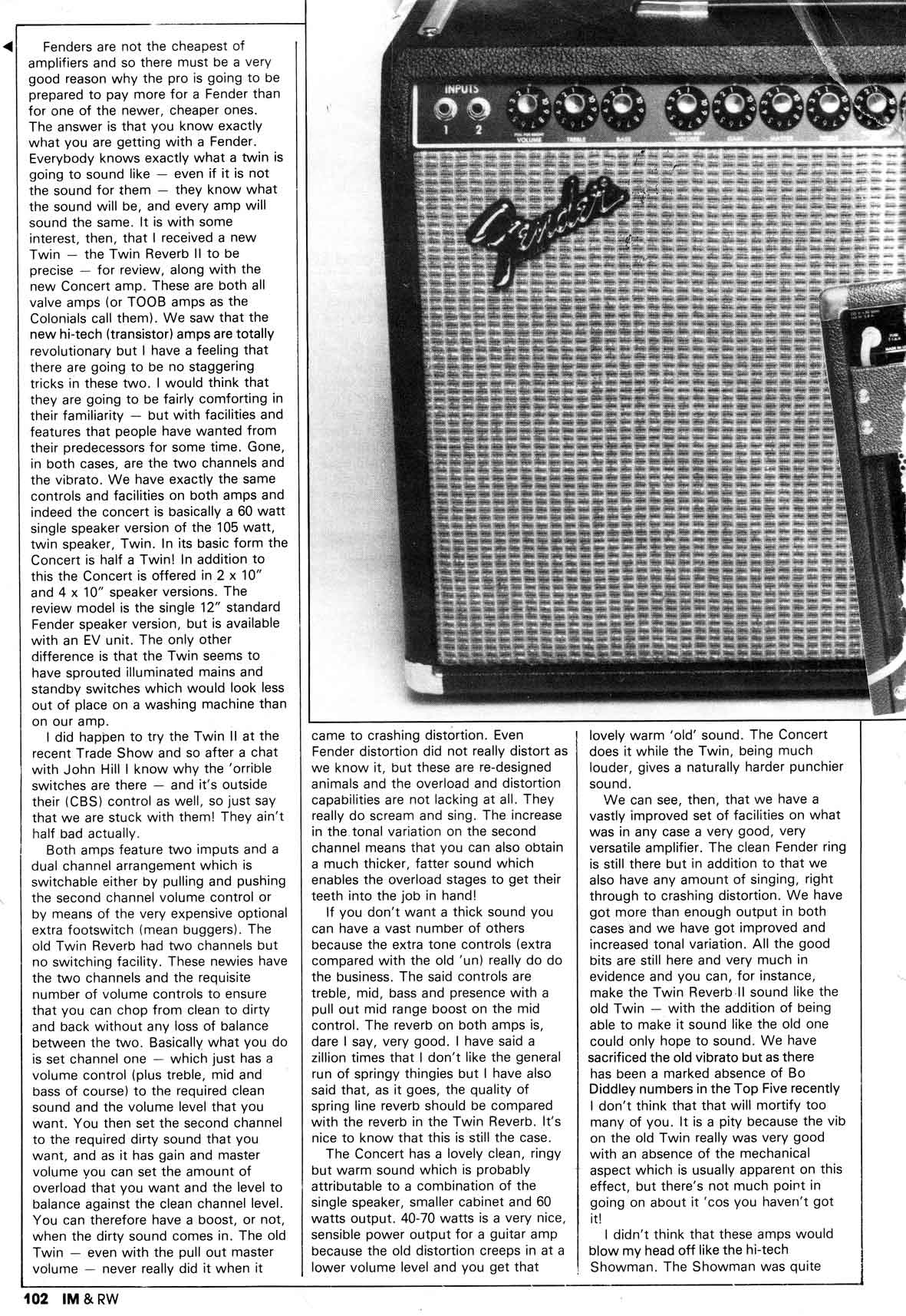 Schematics For Rivera Era Fender Amps