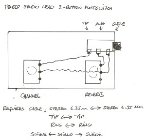 schematics for Fender