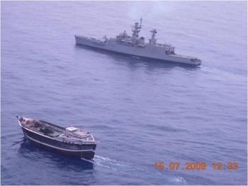 Image courtesy: Indian Navy