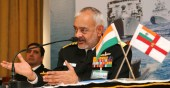 Admiral D.K. Joshi, Chief of Naval Staff, Indian Navy