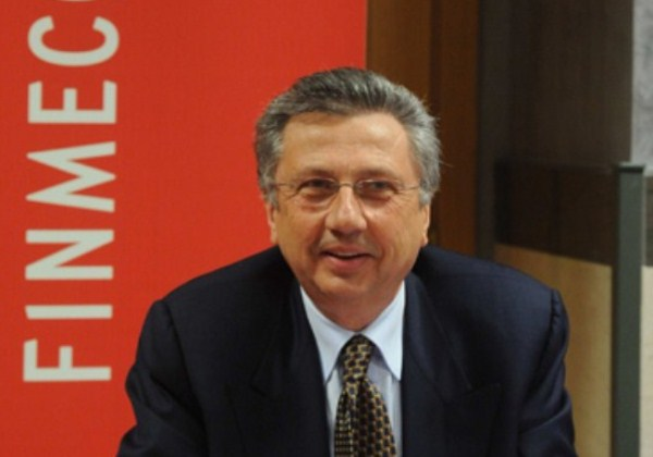 Giuseppe Orsi, Chairman and CEO, Finmeccanica | Photo: Finmeccanica