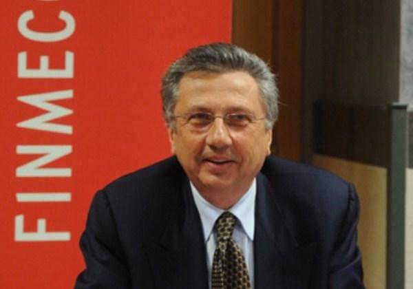 Giuseppe Orsi, Chairman and CEO, Finmeccanica | Photo: Finmeccanica