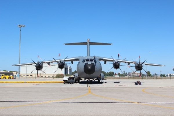The A400M at Seville, Spain | StratPost