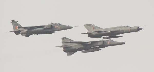 IAF fighters during the IronFist live-fire demonstration in February 2013 | StratPost