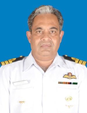 Commander S.K. Shukla | Photo: Indian Navy